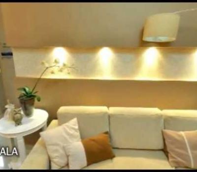 MRV Apartamento Decorado modelo padrão 2 quartos